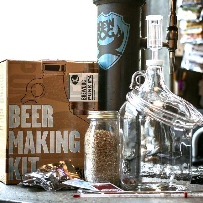 Brewdog Punk IPA Beer Making Kit | Firebox.com - Shop for the Unusual