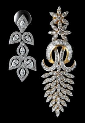 Tanishq diamond jewellery.