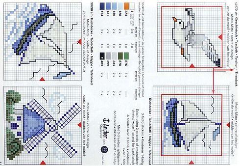 Schema punto croce Motivi-mare-13