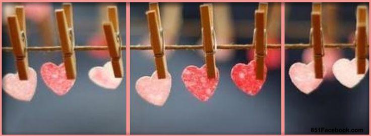 Valentines Day Timeline Covers - 851facebook.com