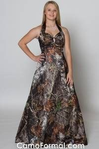 1000  images about prom dresses on Pinterest - Mossy oak camo ...