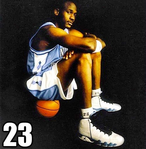 Michael Jordan unc tarheels: Saw him play at Carmichael Stadium--before the Dean Dome was built