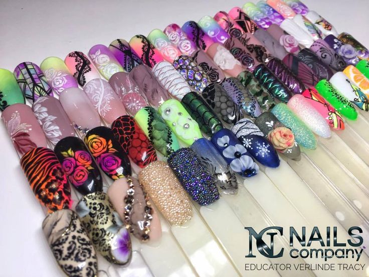 Pick your favourite - Nails Company presents.