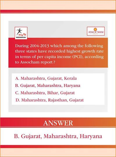 Match your answer for the question published on 9th of August. know more: http://www.stepupias.com/