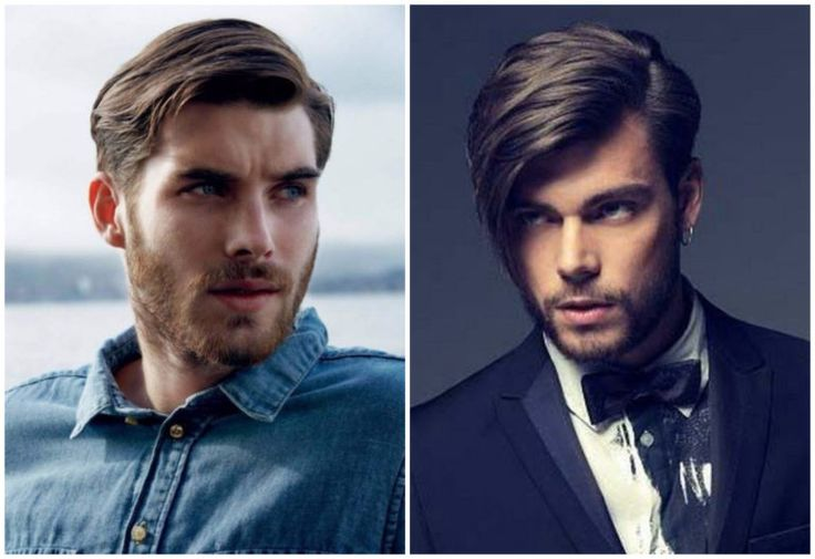 Best haircuts for men with heart face in 2020 heart