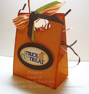 Trick or Treat treat bags