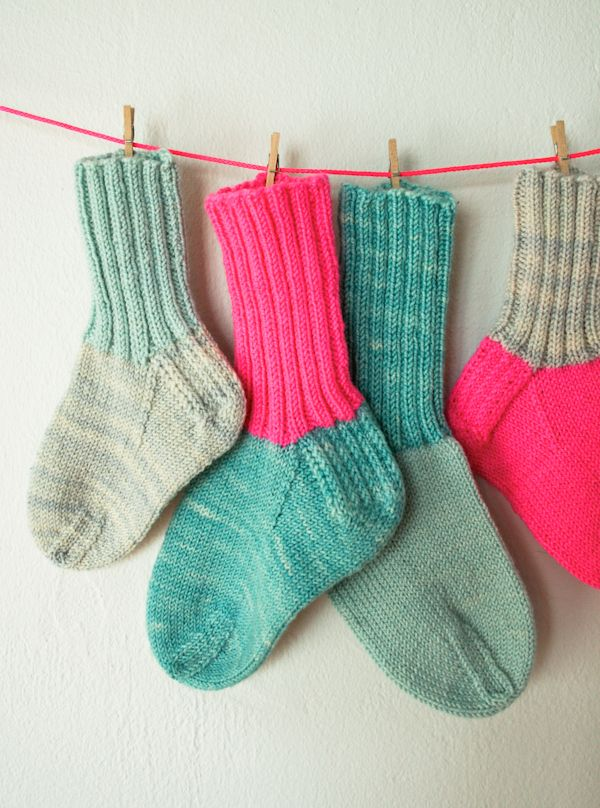 Toddler Socks | The Purl Bee