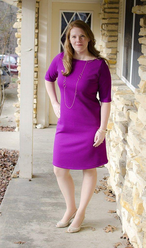 1465c7d0 Tessa Sheath Dress XS- XXXL - Love Notions Sewing Patterns   Summer ...