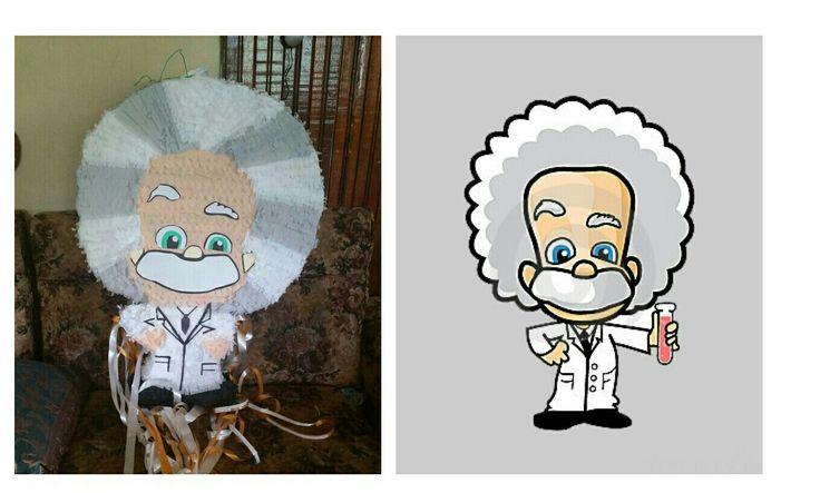Piñata Albert Einstein 20$