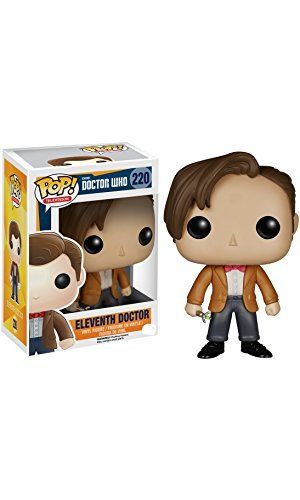 Funko POP Doctor Who: undécimo Doctor
