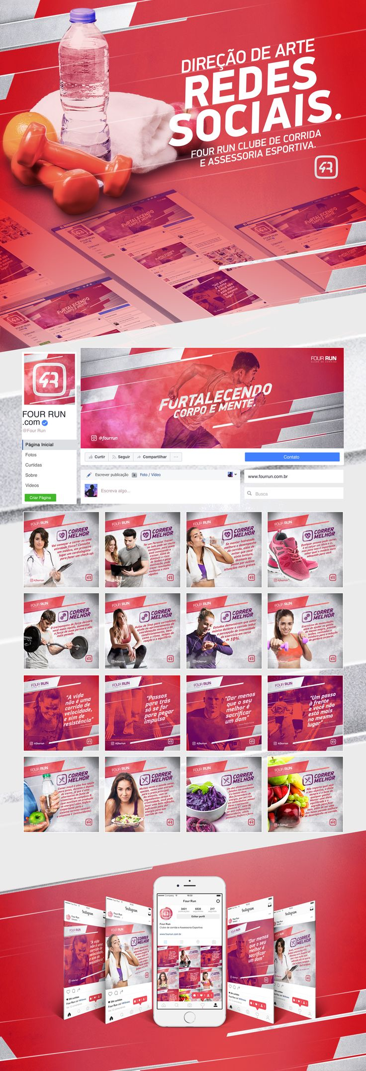 Confira este projeto do @Behance: \u201cRedes Sociais Four Run\u201d https://www.behance.net/gallery/49750981/Redes-Sociais-Four-Run