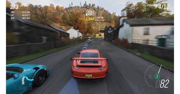 Forza Horizon 4 Game Review With Images Forza Horizon 4