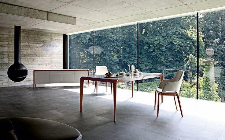 meubles salle manger 27 ides tables chaises roche bobois