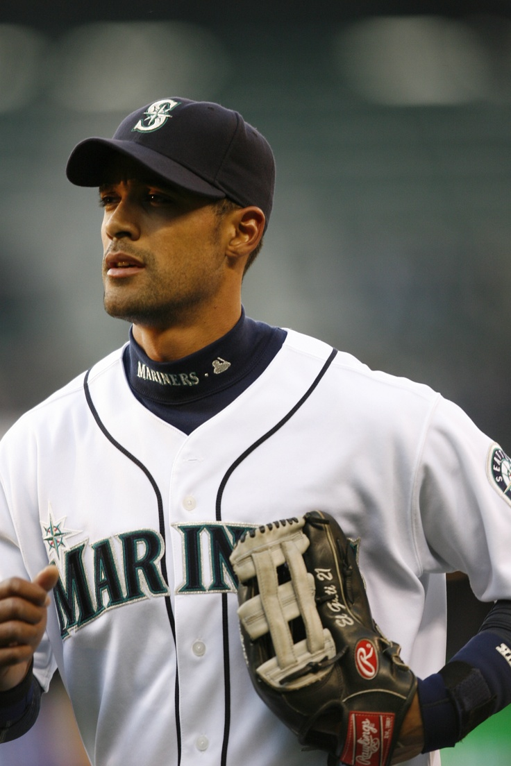 """Death to Flying Things"" - Franklin Gutierrez, #Mariners Centerfielder, 2009-Present"