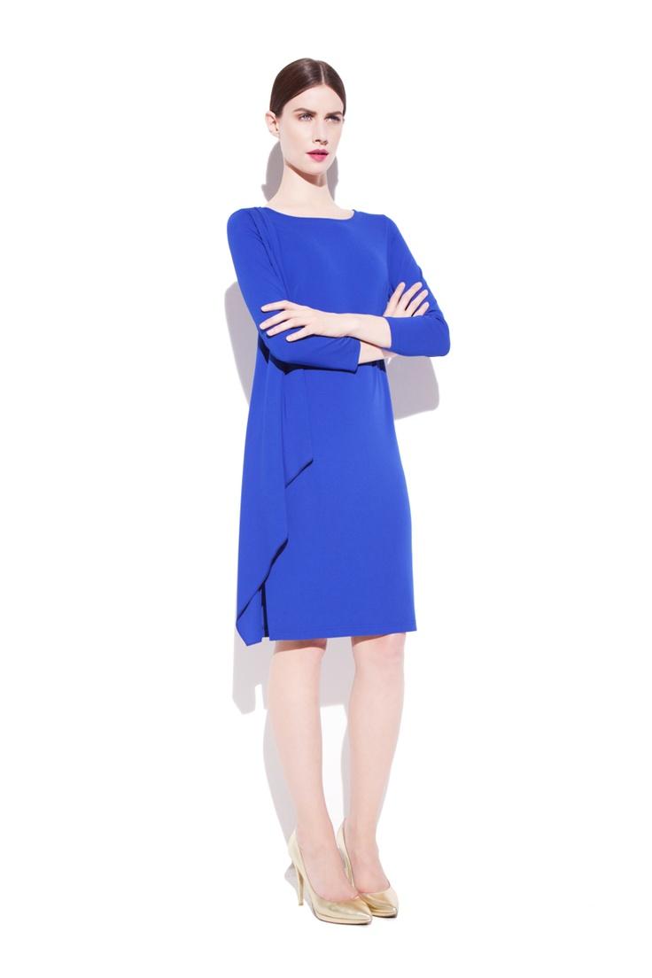 Lorie Ocean Blue Dress