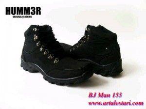 New Sepatu Boots Pria Hummer  Kontak Kami: Hotline / SMS :081315979176 BBM : 224A1F27