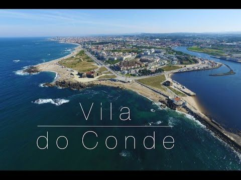 Vila do Conde 4K | Portugal | Via Viajar Connosco | 23/10/2016 Vila do Conde is a Portuguese town in the district of Porto. On the north bank of the river Ave, it is an important fishing town and has one one the most popular bathing and tourist town in the north of the country. There is much more to see and explore in this city, much more than this images can show you ;) #Portugal