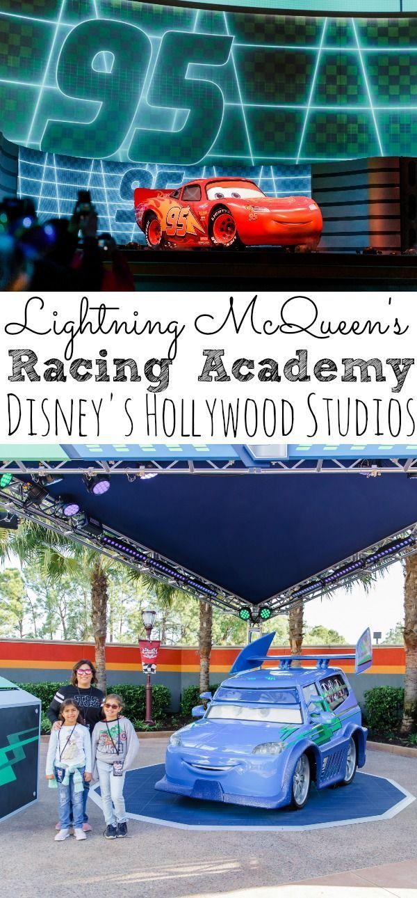 Lightning Mcqueen S Racing Academy At Hollywood Studios Hollywood Studios Disney Disney World Hollywood Studios Hollywood Studios