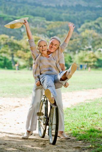 .Montar en bici con mi chico <3