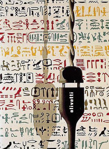 Olivetti Advertising Plug
