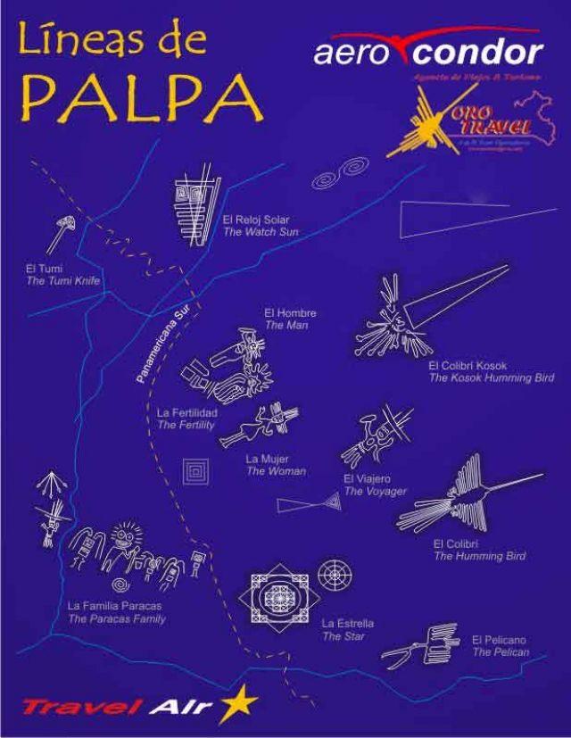 Figury z Palpa mogły zostać wykonane tysiąc lat wcześniej niż słynne rysunki z Nazca | innemedium.pl