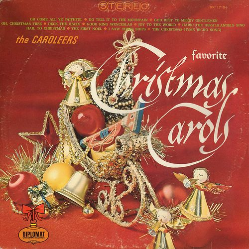 12 Best A Christmas Carol Images On Pinterest: The Caroleers - Favorite Christmas Carols