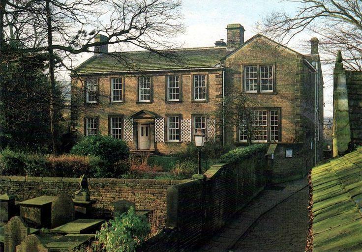 Haworth, The Bronte Parsonage