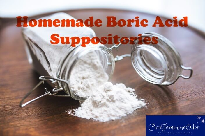 Homemade Boric Acid Suppositories