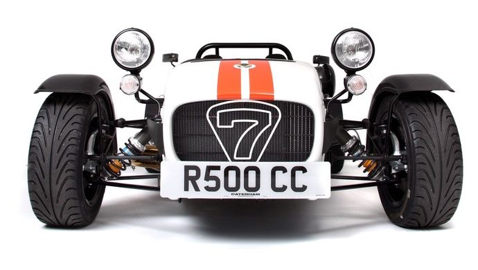 #Caterham 7 Superlight R500 2008