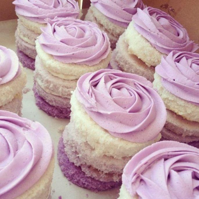 Süße Cupcakes als Alternative zur Hochzeitstorte – Foto: Meringue Bake Shop