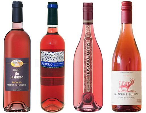 The Best Budget Rosé Wines at Trader Joe's: Because their wine section is frankly overwhelming