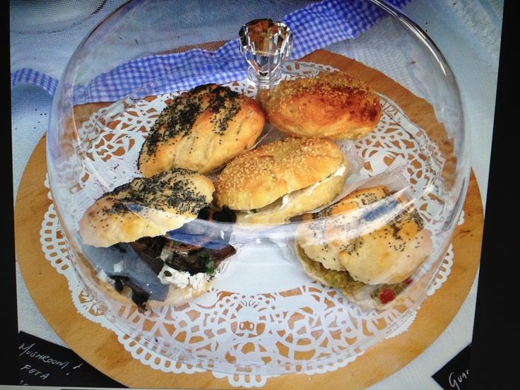 Breakfast Bagels @ Miss Marie's Bakery