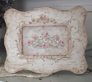 Roses crown original by Debi Coules
