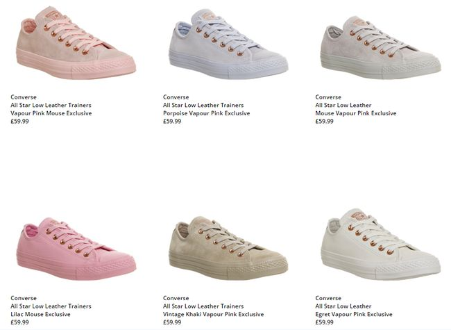 2e665bcc2101 converse all star leather pink