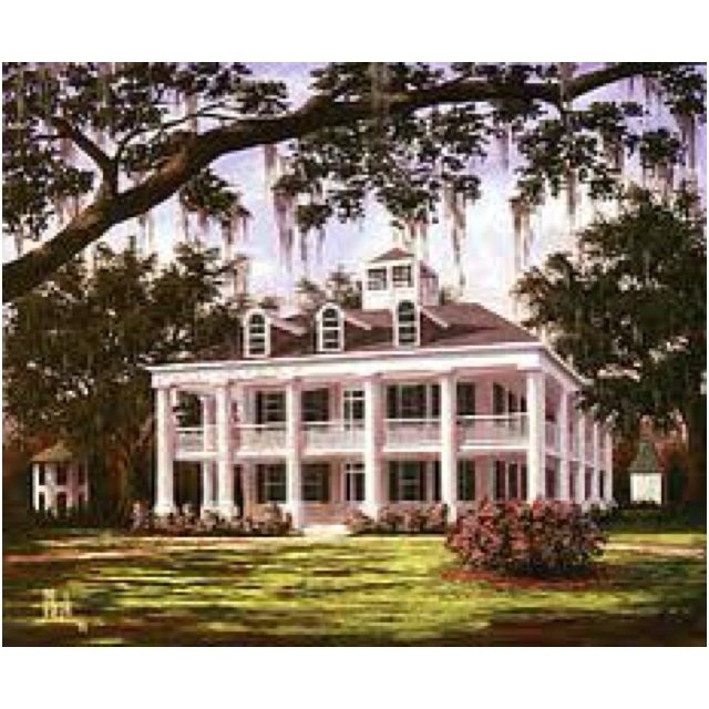 140 Best Southern Plantation Homes Images On Pinterest
