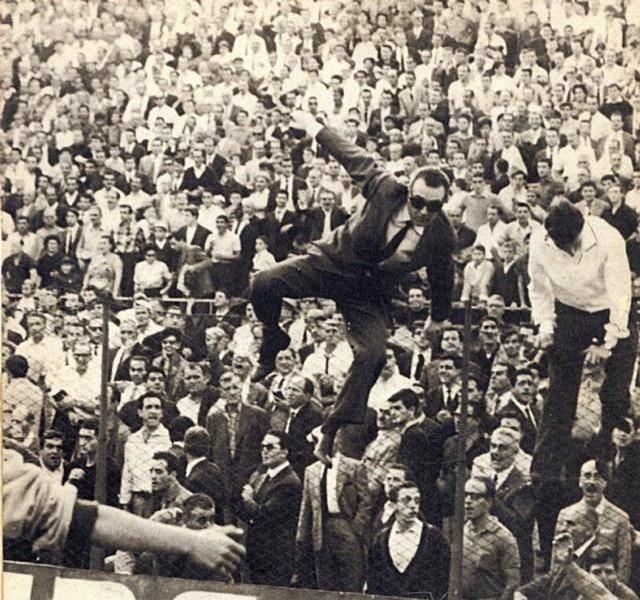 Genoa vs Cesena 1960