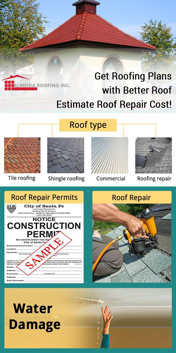 Get Roofing Plans With Better Estimate Roof Repair Cost Roof Repair Cost Roof Repair Roofing Estimate