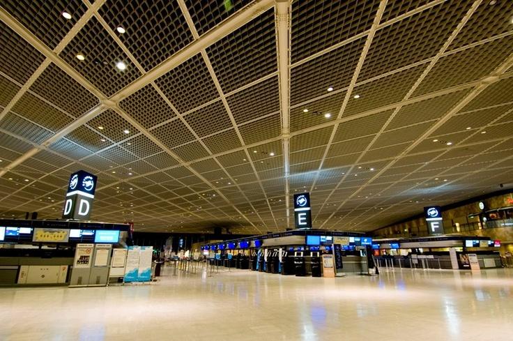 Narita: Japan, Airplanes, Airports, Narita, Travel, Places, Architecture