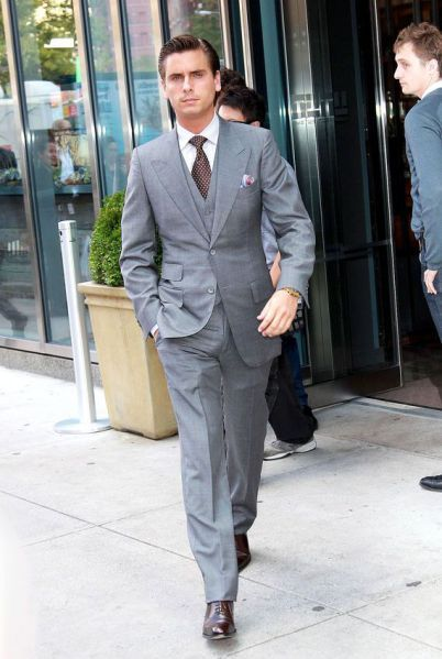 It's Monday and not only is there 5 more days till the weekend but it's also Man Crush Monday! This week's recipient isnone other than the dapper and stylish Scott Disick. We first were introduced…