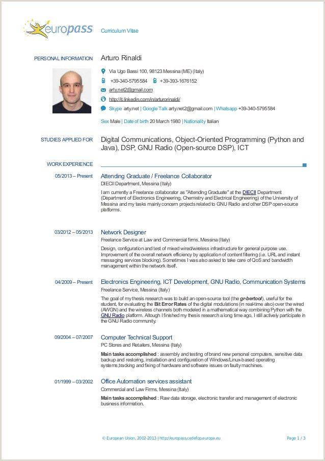 Resume european format write a report program