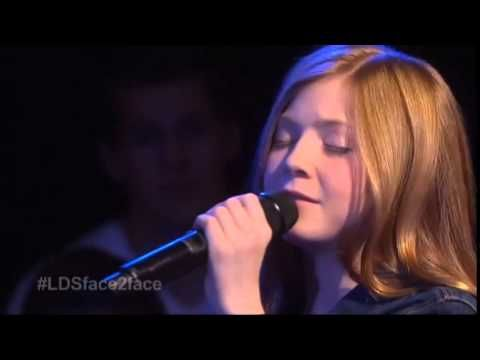 Lexi Walker & Lindsey Stirling - I Know That My Redeemer Lives - YouTube