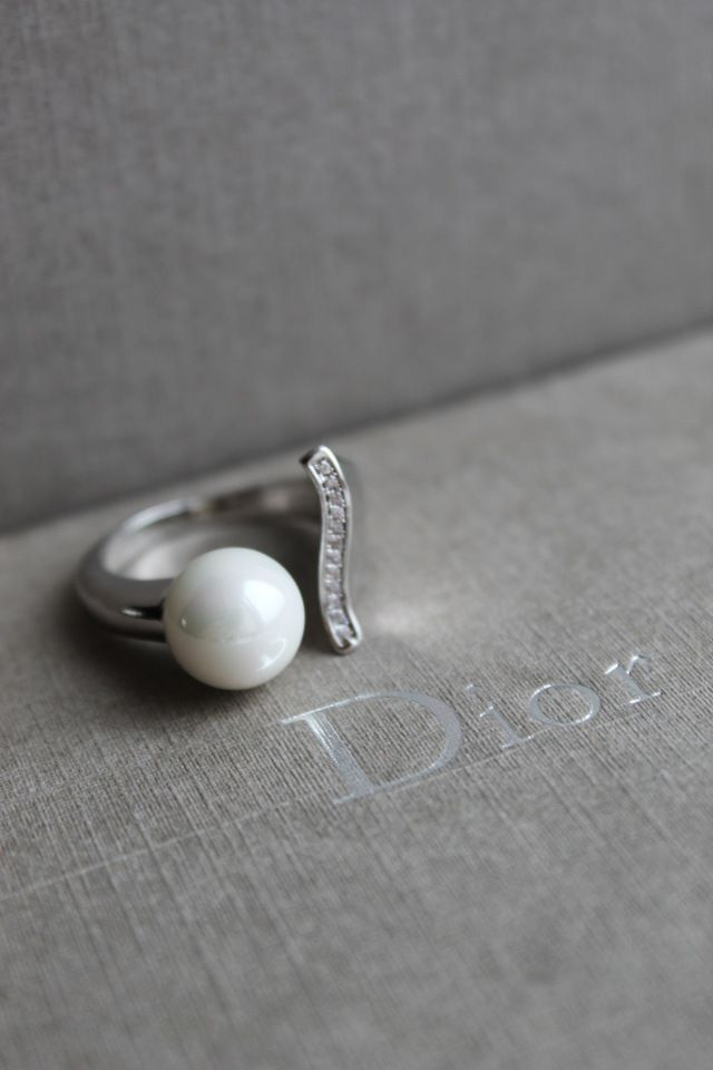 Dior style ring $3