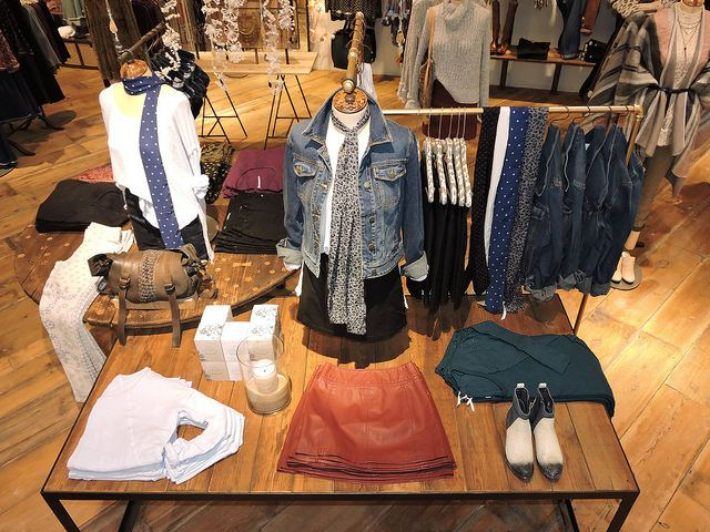 Free People is now open at CF Sherway Gardens in Toronto!