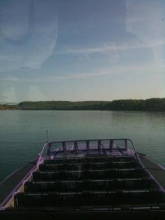 Whirlpool Jet Boat, Niagara River -   Captains view  // www.whirlpooljet.com
