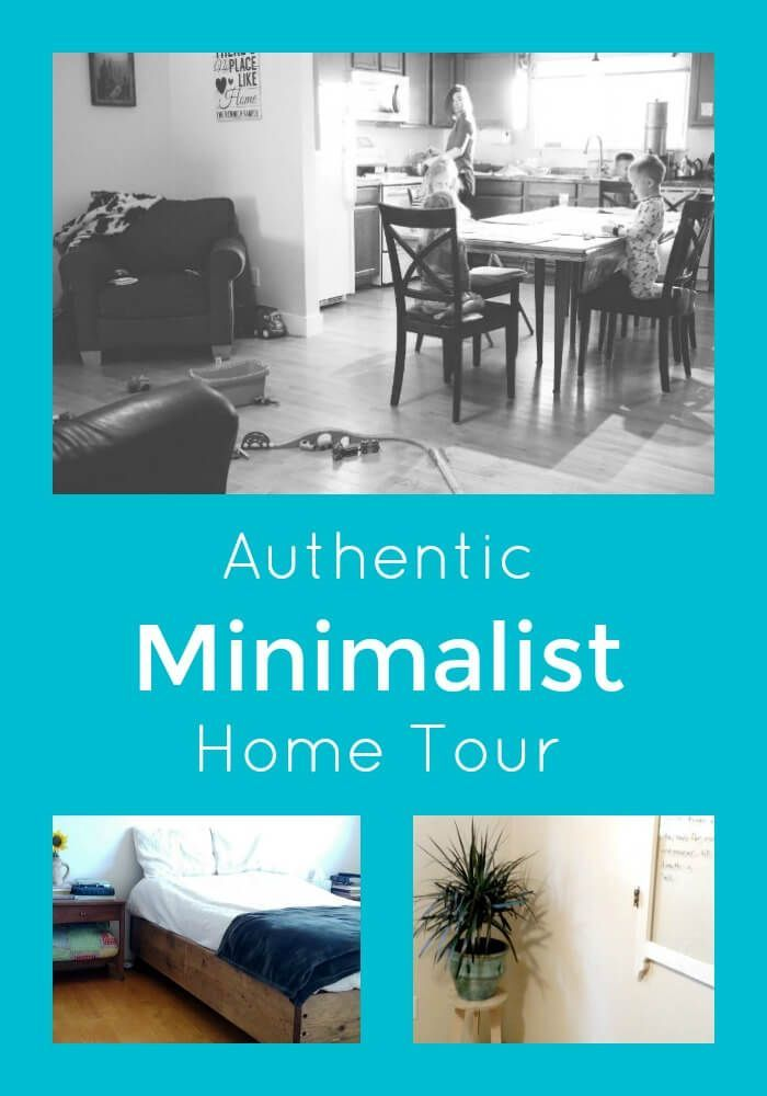 Authentic Minimalist Home Tour In 2019 Nourishing Minimalism