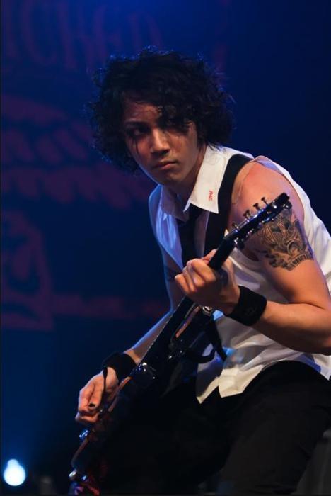 Takumi Samejima. Awesome guitar player.