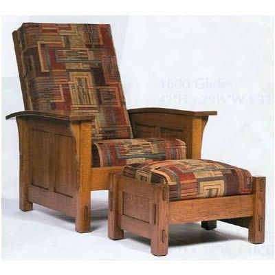 1600 Series Morris Chair I 39 M Not So Hard To Shop For