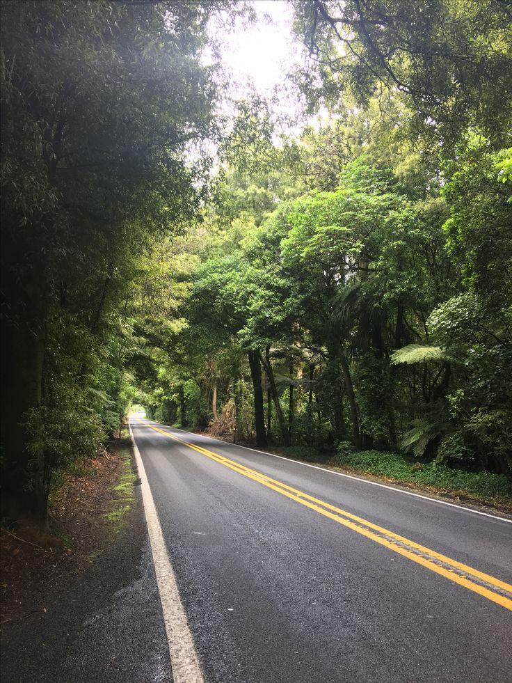 Outside Rotorua