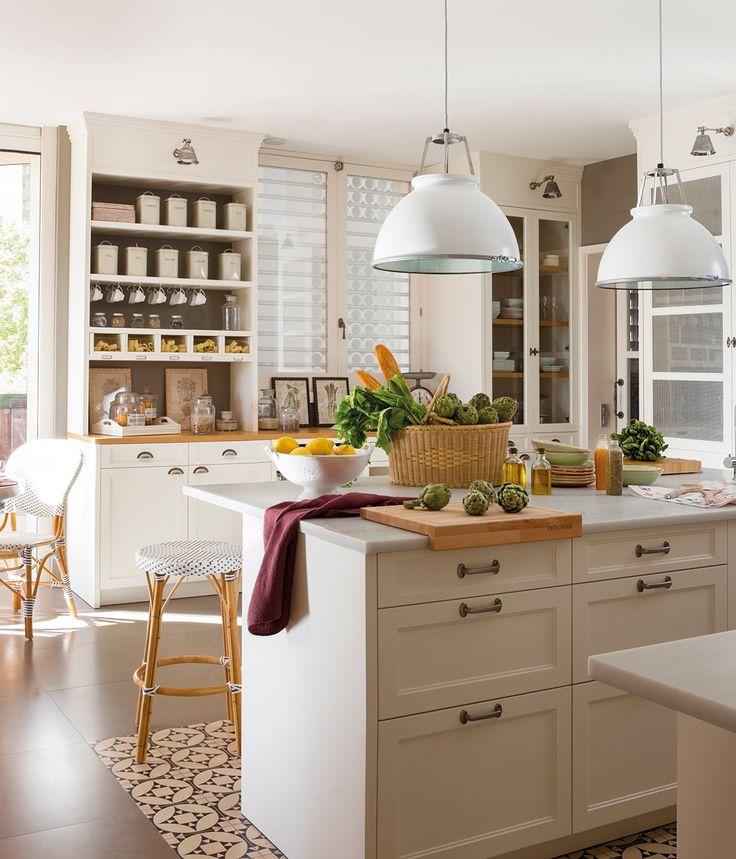 Mejores 263 imágenes de Cocinas en Pinterest | Ideas para la cocina ...