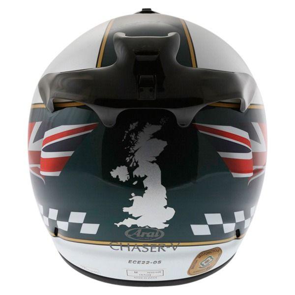 Buy Arai Chaser-V Union Jack Helmet online | J&S Accessories